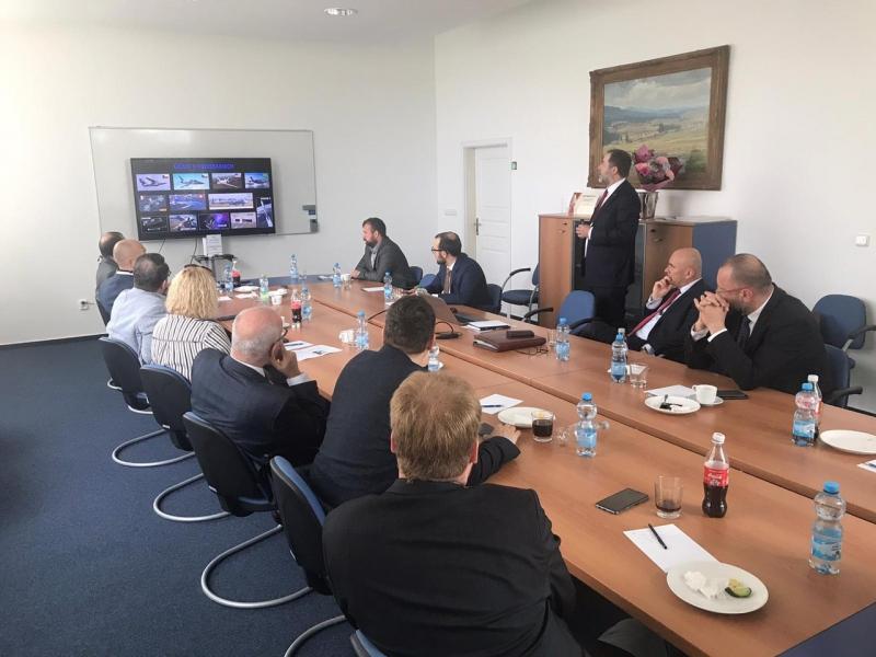 VZLÚ hostilo jednání Výboru pro obranu PS PČR