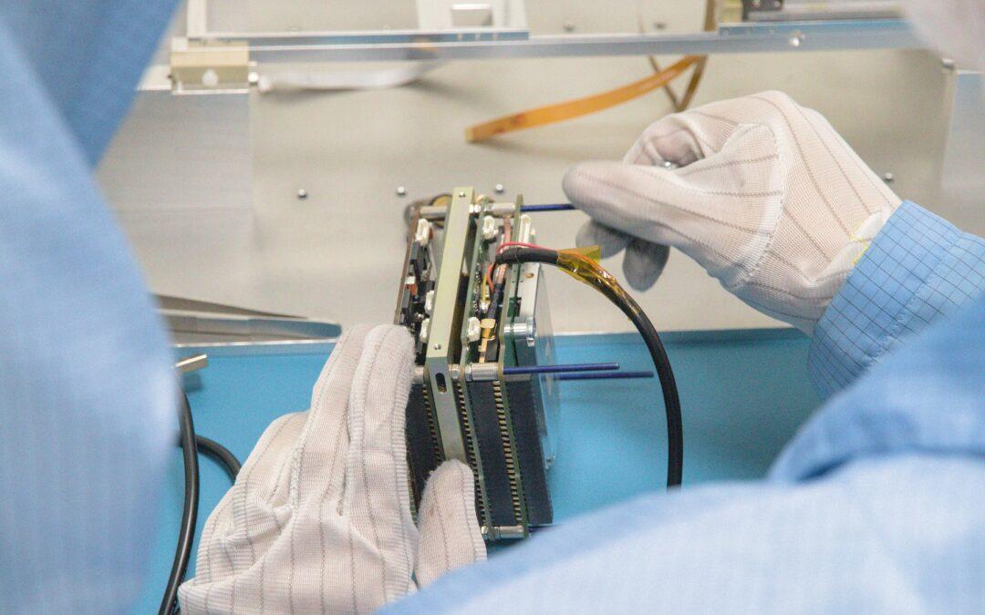 SYSTÉMOVÝ INŽENÝR se zaměřením na vývoj elektronických komponent pro Space
