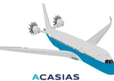 ACASIAS – Advanced Concepts for AeroStructures with Integrated Antennas and Sensors