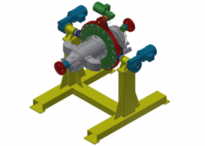 AKROBAT -Improvement of GE H75 turboprop engine product quality for utilization in training acrobatic aircraft