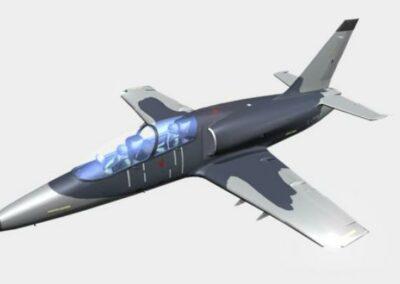 SKOŘEPINA – Vývoj skořepiny letounu nové generace L-39NG