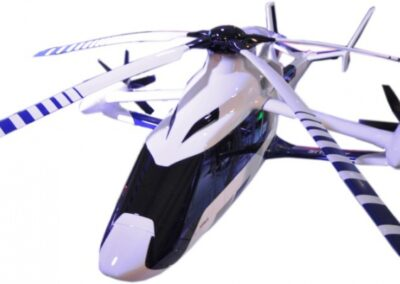 LATTE – Full Fairing for Main Rotor Head of the LifeRCraft demonstrator