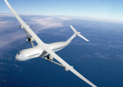 AStRA – Pokročilá kompozitní konstrukce pro budoucí regionální letouny