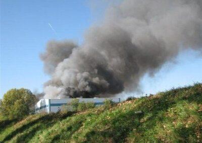 SCENT – Operativní odhad šíření nebezpečných plynů v okolí havárie/teroristického útoku