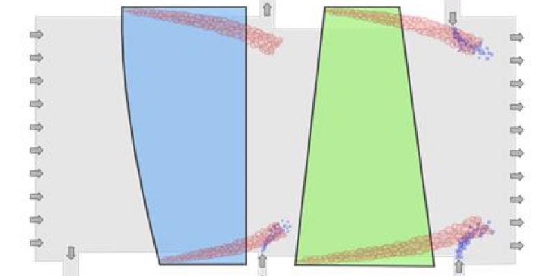 KOMPLEXNÍ STUPEŇ – Vliv interakce proudění z ucpávek na efektivitu práce stupňů parních turbín