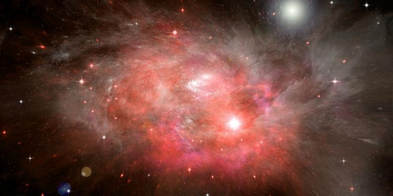 REX02 – Studium detekce a zobrazování zdrojů rtg záření pro astrofyziku