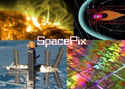 ORBIT – Technologický demonstrátor – Radiační orbitální monitor se snímačem Spacepix