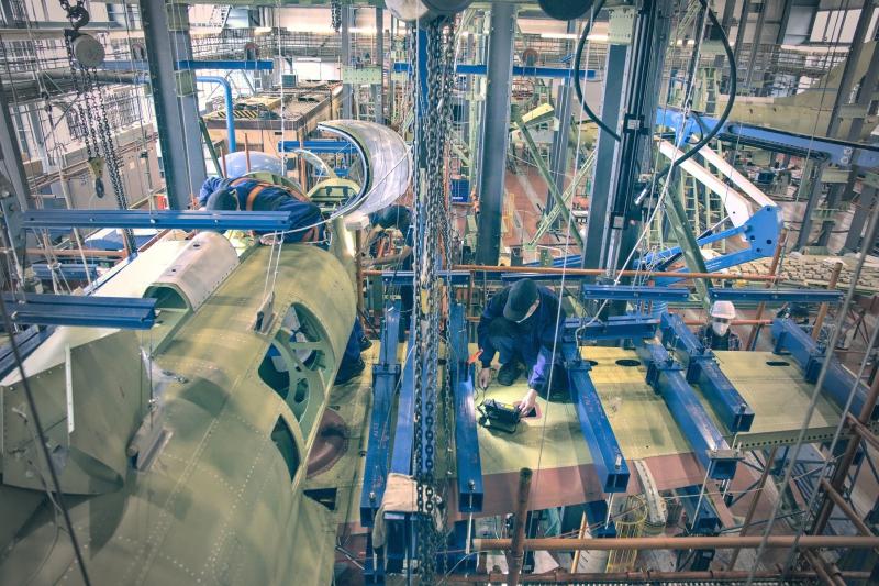 Únavová zkouška vykonaná ve VZLÚ potvrzuje výrazně delší životnost L-39NG