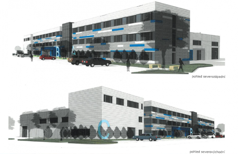 Construction of the new multifunctional building C3T for space research is starting soon
