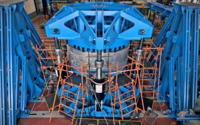Ve VZLÚ probíhají zkoušky části rakety Ariane 6